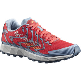 Columbia Rogue F.K.T. II Zapatillas Mujer, red camellia/jupiter